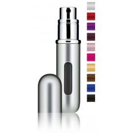TRAVALO Classic HD Silver atkāroti uzpildāms smaržu flakons