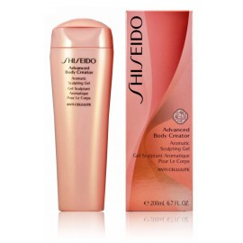 Shiseido Body Creator aromātisks pretcelulīta ķermeņa gēls  200 ml.