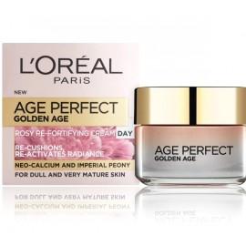 Loreal Age Perfect Golden Age Day Cream dienas krēms nobriedušai ādai 50 ml.