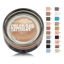 Maybelline Eye Studio Color Tattoo acu ēnas