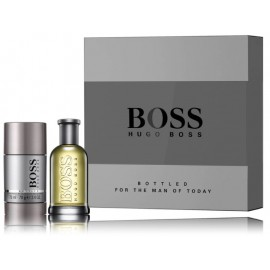 Hugo Boss Bottled komplekts vīriešiem (50 ml. EDT+ 75 ml. zīmuļveida dezodorants)