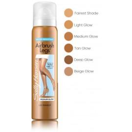Sally Hansen Airbrush Legs Makeup izsmidzināms tonējošais līdzeklis kājām Medium Glow 75 ml.