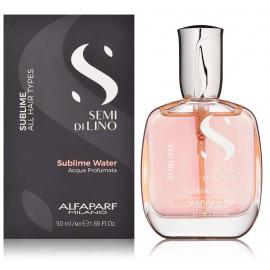 Alfaparf Semi Di Lino Sublime Water matus atsvaidzinošs fluīds 50 ml.
